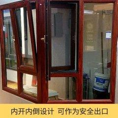 100S系统门窗